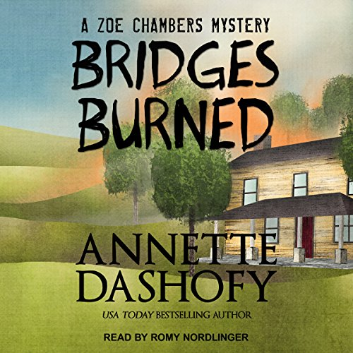 Bridges Burned audiobook cover art