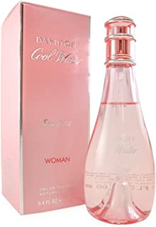 Davidoff Perfume - Cool Water Sea Rose by Davidoff - perfumes for women , Eau De Toilette-100ml