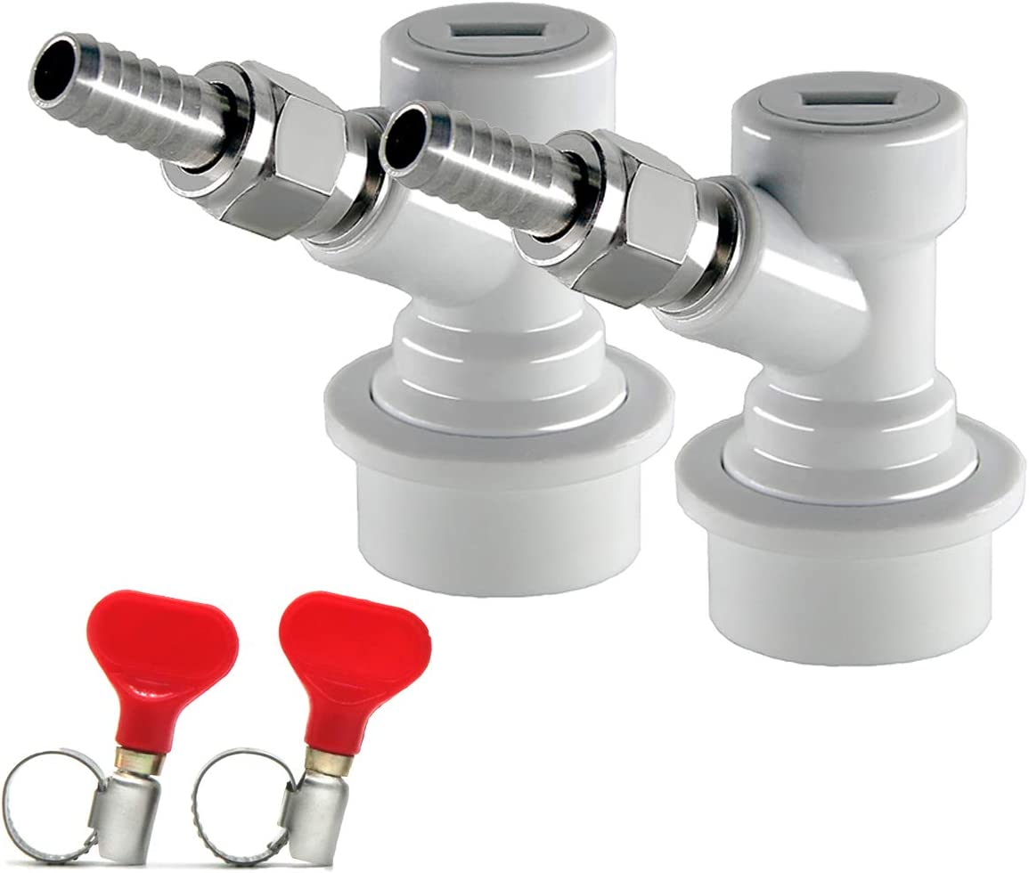 Cornelius Keg Ball Year-end annual account Lock Disconnect Max 57% OFF - Brand Gas LUCKEG
