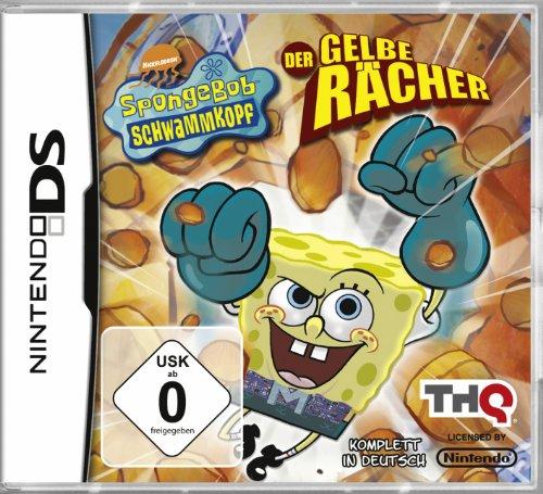 SpongeBob Schwammkopf - Der gelbe Rächer [Software Pyramide]