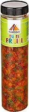 N Nakodas Tutti Frutti Mix Pack (Cherry Fresh Fruits), 350 Grams- Jar