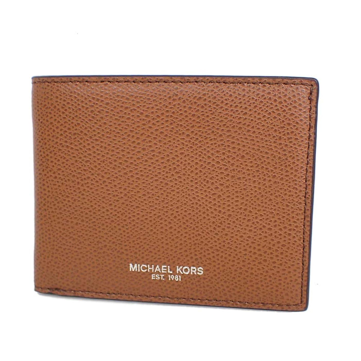 ガロン予測調停するマイケルコース 財布 折り財布 札入れ カード入れ ブラウン系 [未使用]並行輸入品 [並行輸入品]