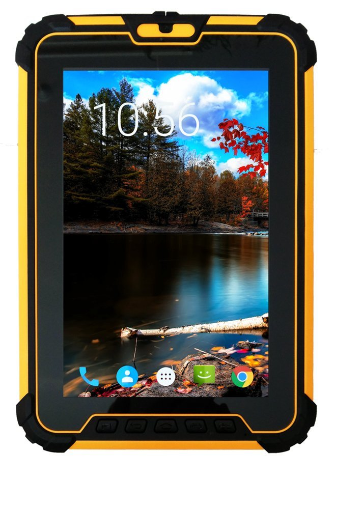 Android Rugged Qualcomm Waterproof Enterprise