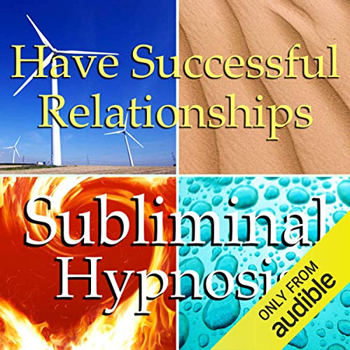 Successful Relationship Subliminal Affirmations audiobook cover art