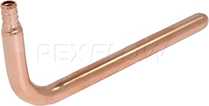Pexflow PSO-34L8 PEX Copper Stub Out Elbow, 3/4
