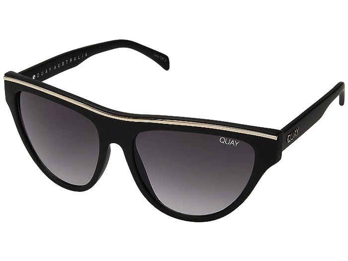 Flight Risk (Black/Smoke) Fashion Sunglasses