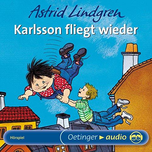 Karlsson fliegt wieder Titelbild