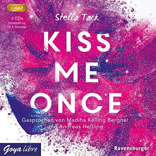 Kiss Me Once (1.)