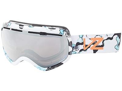 VonZipper Skylab (Gloss/Wildlife Rose Silver Chrome) Goggles