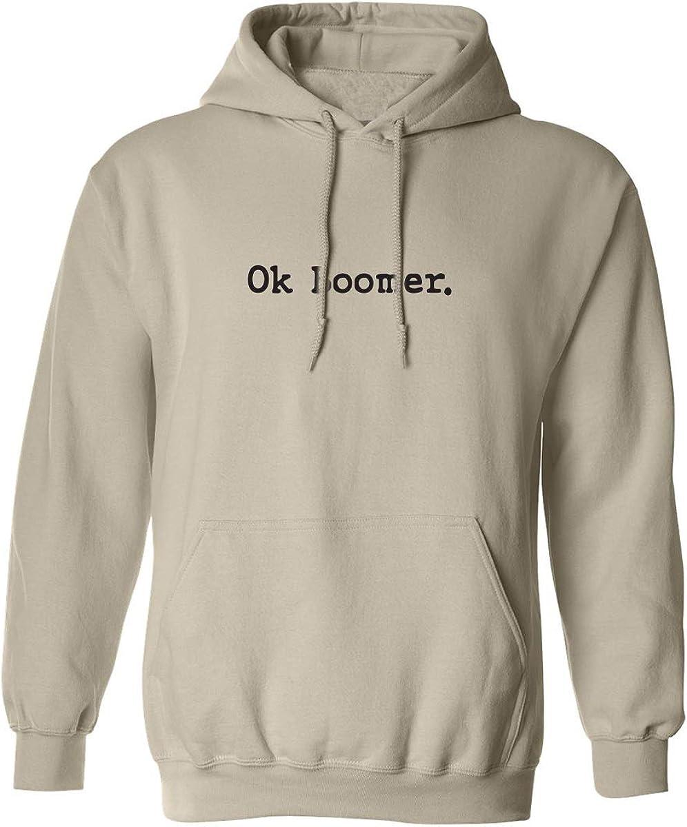 zerogravitee Long Beach Mall OK Boomer New mail order Sweatshirt Adult Hooded