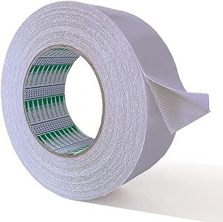 WEKON 5CM*3M Nano Cinta de Doble Cara Potente Transparente Delgada Sin Traceras Lavable Reutilizable Tiras Adhesivas Extra/íbles Para Autom/óviles y Viviendas