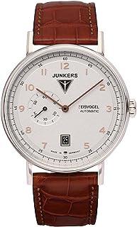 Junkers - Reloj Analogico para Hombre de Automático con Correa en Cuero 67044