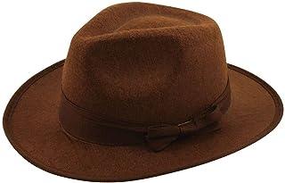 21Fashion Childrens Explorer Party Wear Hat Unisex Book Week Fancy Party Wear Cowboy Hat