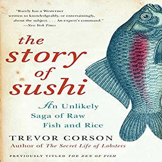 The Story of Sushi cover art