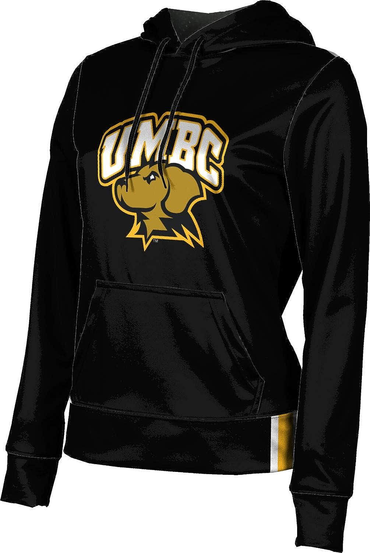 ProSphere University of Maryland Baltimore County Girls' Pullover Hoodie, School Spirit Sweatshirt (Solid)