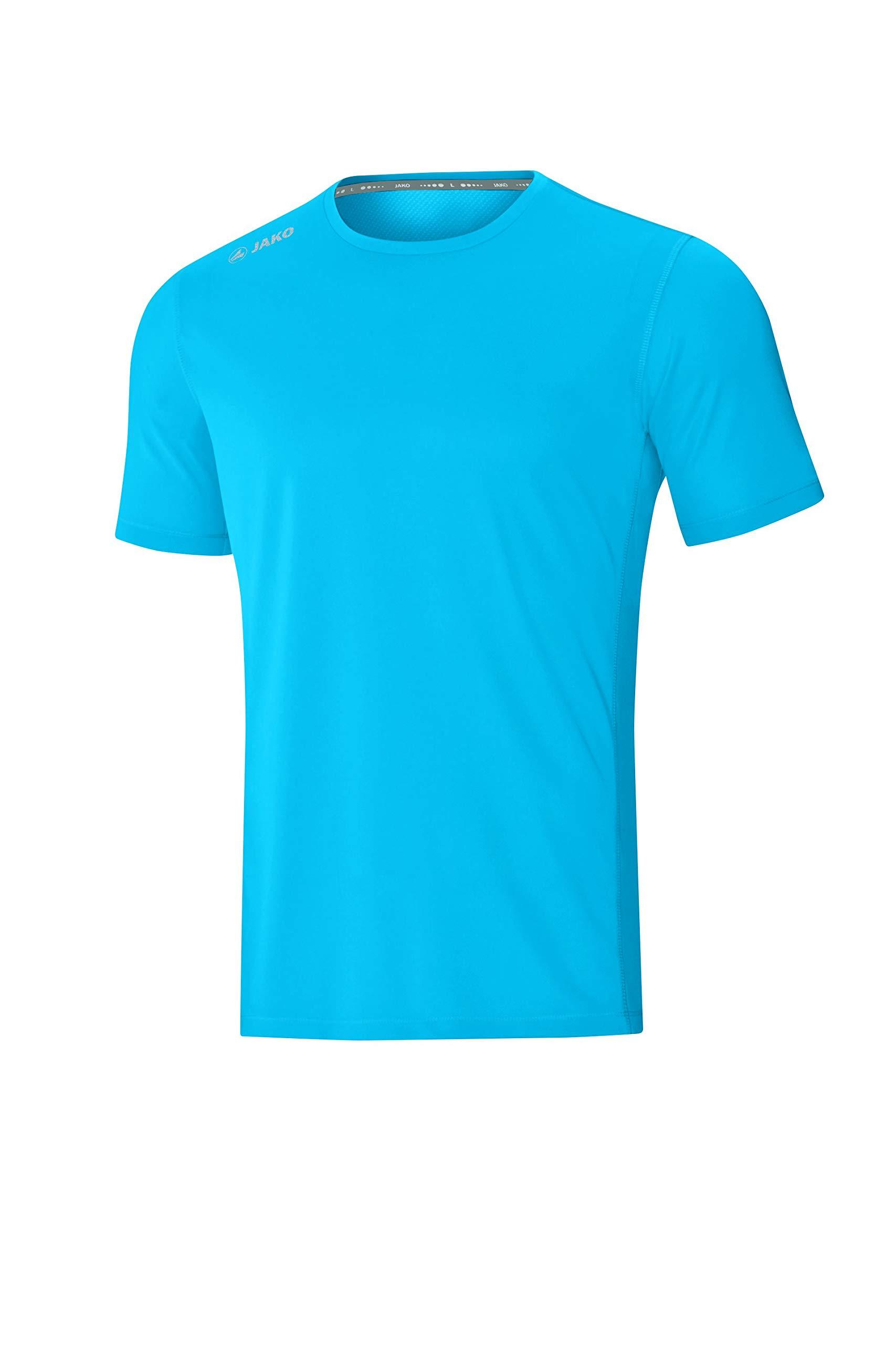 JAKO Kinder Run 2.0 T-Shirt, blau, 128
