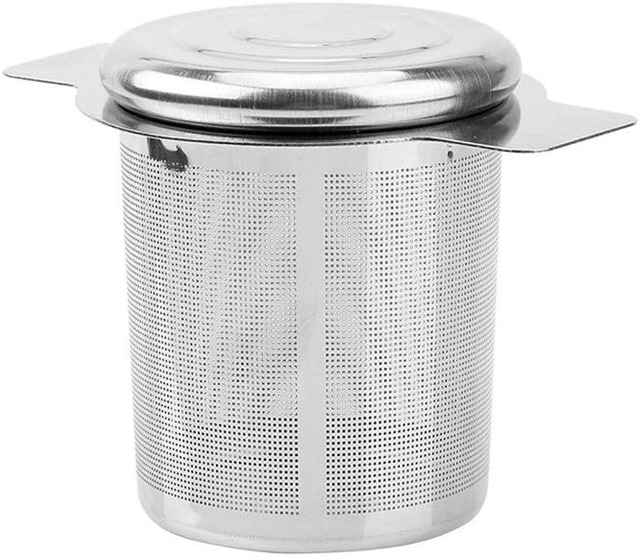 Stainless Steel Tea Strainer Cup Reusable Tea Infusers