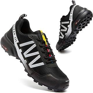 Zapatillas Trail Running Hombre Impermeables Zapatillas Trekking Hombre Zapatos de Senderismo Ligeras Deportivas Zapatos p...