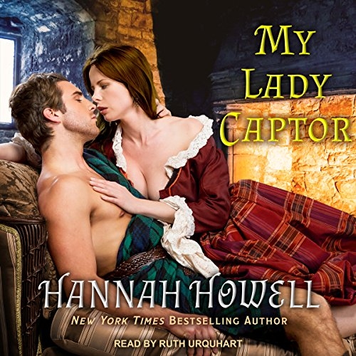 My Lady Captor audiobook cover art