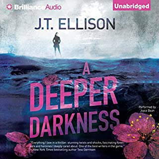 A Deeper Darkness cover art