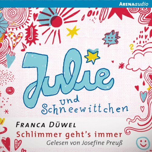 Julie und Schneewittchen     Schlimmer geht's immer 1              By:                                                                                                                                 Franca Düwel                               Narrated by:                                                                                                                                 Josefine Preuß                      Length: 3 hrs and 11 mins     Not rated yet     Overall 0.0
