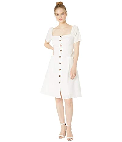 ASTR the Label Ramona Dress (Off-White) Women