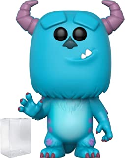 Funko Pop! Disney Pixar: Monsters Inc. - Sulley Vinyl Figure (Bundled with Pop Box Protector Case)