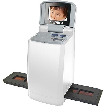 【ネガ→データ化】 YASHICA 2.4インチ液晶カラーモニター搭載 デジタルフィルムスキャナー FS-501 26073