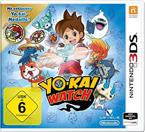 bester Test von yo kai watch Sonderausgabe mit limitierter Medaille von Yo-Kai Watch