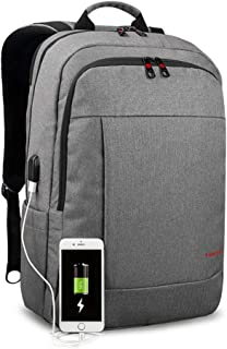 Anti-Thief USB Bagpack Laptop Backpack Women Men School Backpack Bag For Boy Girls Male
