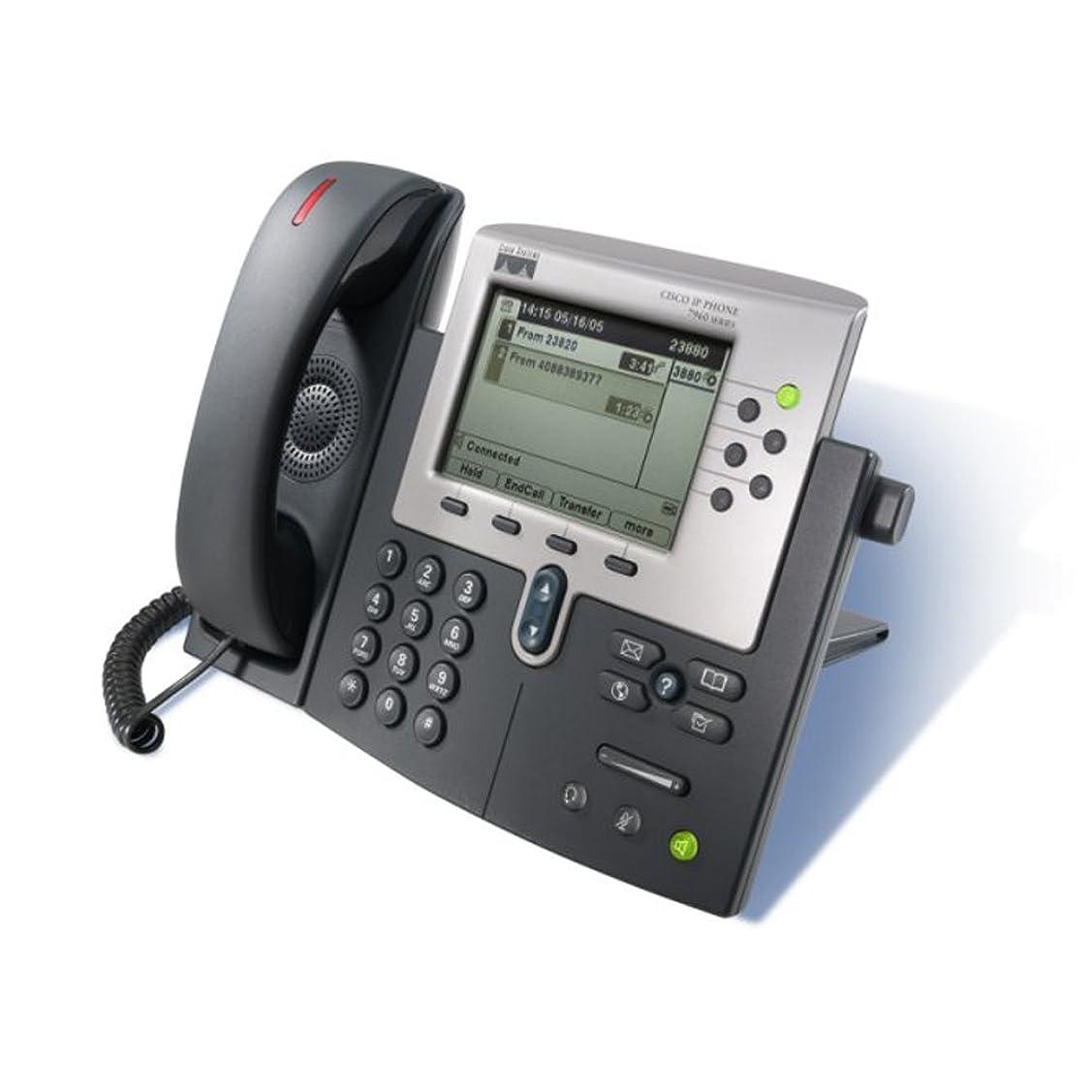り揮発性重要性Global IP Phone 7960G [?G???N?g???j?N?X]