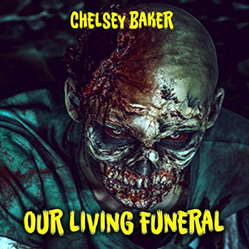 Our Living Funeral audiobook cover art