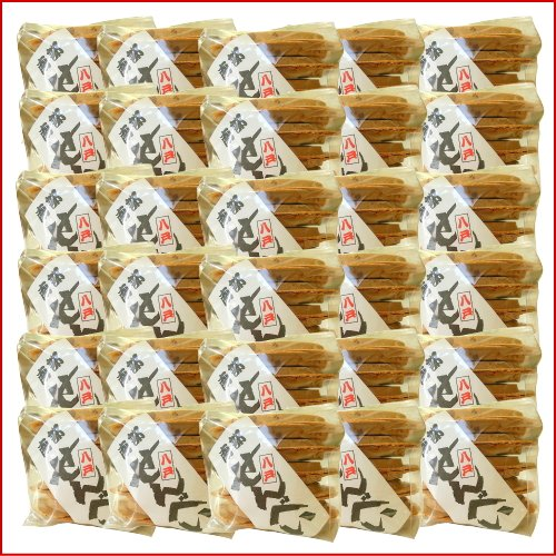 南部せんべい 豆(落花生ピーナッツ)10枚の30個セット