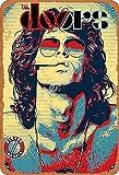The Doors Jim Morrison Jahrgang Blechschild Kunst