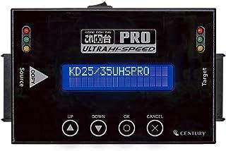 センチュリー SATA6G対応 HDD/SSD 高速データコピー/消去マシン 『これdo台 Ultra Hi-Speed PRO』 KD25/35UHSPRO