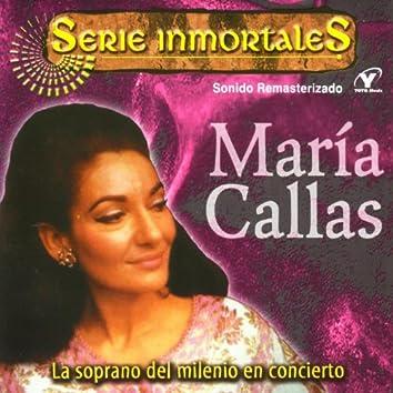 Serie Inmortales - María Callas