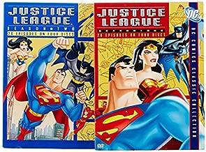 Justice League: Seasons 1-2