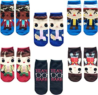 Womens//Girls Cute Unicorn Llamas Casual Socks Yoga Socks Over The Knee High Socks 23.6