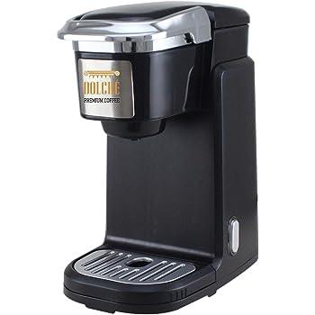 Dolché One, Cafetera para Café Americano en Cápsulas, K-Cups Keurig 2.0 y compatibles: Amazon.es: Hogar