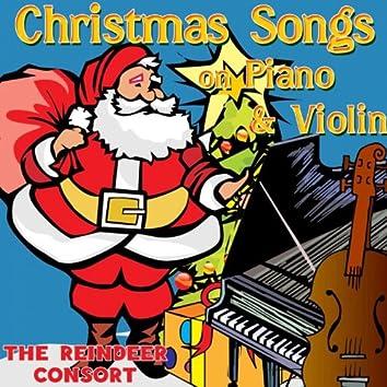Christmas Songs On Piano & Violin