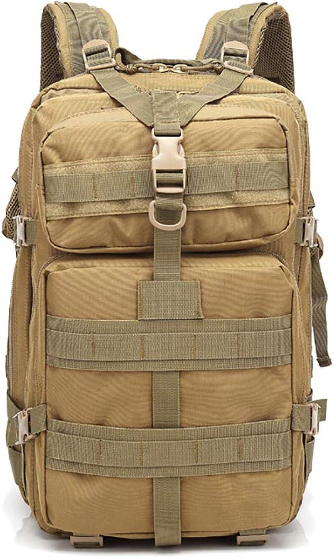 Zhang-hongjun,Erhöhen Sie den Angriffsrucksack im Freien Mehrzwecktaktische Sporttasche(Farbe Khaki) B07NJDFLQ9  Eigenschaften