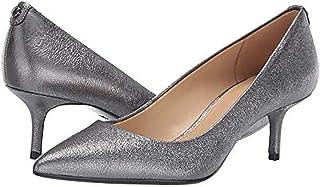 Michael Michael Kors Womens Mk Flex Leather Pointed Toe Classic Pumps