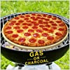 Pizza Stone for Best Crispy Crust Pizza, Only Stoneware with Thermarite (Engineered Tuff Cordierite). Durable, Certified Safe, for Ovens & Grills. 14 Round 5/8 Thick, Bonus Free Scraper #3