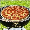 CastElegance Durable & Safe Thermarite Pizza Stone for Best Crispy Crust with Bonus Recipe E-Book & Scraper – 14in. Round #4