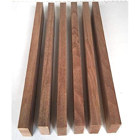 3//4 x 6 3//4 x 6 x 18 Walnut Lumber 2 Pcs