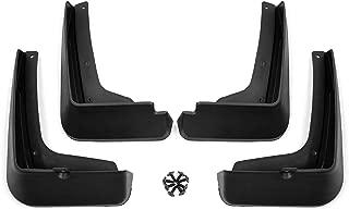 DishKooker Juego de Guardabarros para Coche para Suzuki SX4 2007-2013
