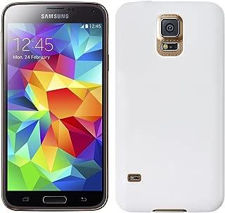 「Breeze-正規品」iPhone ・ スマホケース ポリカーボネイト[WHITE] ギャラクシー カバー GALAXY S5[SC-04F][SCL23]