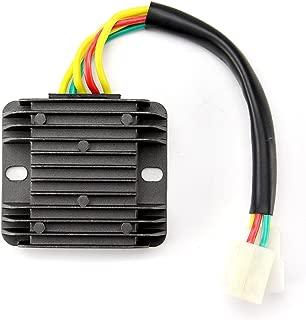 Oumurs 12V Voltage Regulator Rectifier for Hyosung GT650R GT650 Comet GV650 ST7 GT650S GV GT250R 250