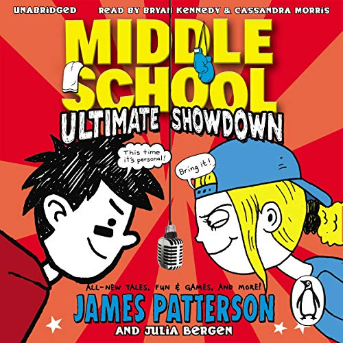 Middle School: Ultimate Showdown cover art