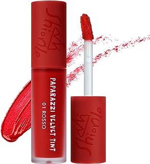 SHIONLE - Paparazzi Velvet Tint: Long Lasting Lip Stain with Moisturizing effects | Wrinkle Coverage | Gradation Look | Av...